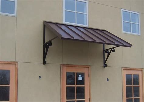 How To Clean Metal Awnings by Best 25 Metal Awning Ideas On Front Door