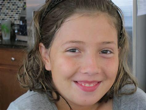 Girl Face Pre | a pre teen s diy facial at home with the fetch clan