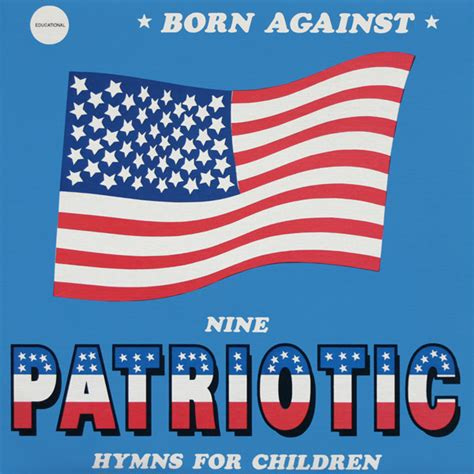 test pattern discogs born against nine patriotic hymns for children vinyl