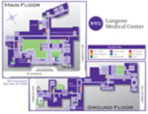 tisch hospital map maps and directions division of gastroenterology