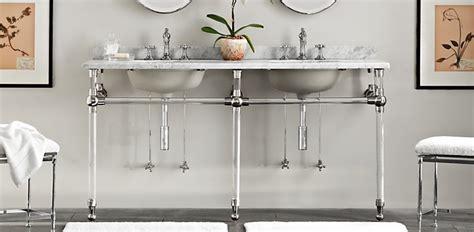 restoration hardware bathroom vanity sale gramercy glass vanities restoration hardware