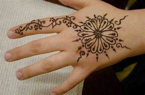 simple easy kids mehndi design 2017 children hands henna