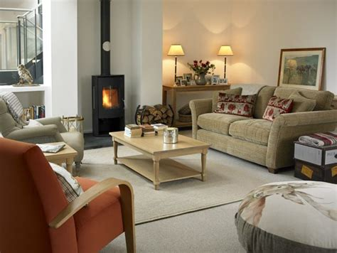 lodge style sofas featuring the hamish sofa this cosy room is a gorgeous