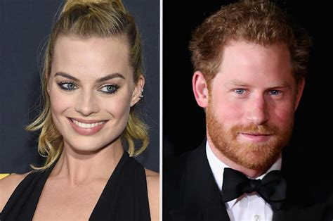 Confused About Hotness by Margot Robbie Was Partying With Prince Harry But She