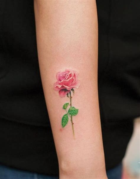 little rose tattoo 99 gorgeous unisex designs that redefine sexiness
