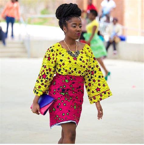 stylish ankara styles  church  esther adeniyi