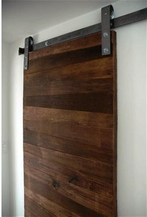 Hanging Barn Doors Interior by Interior Barn Door Yes The Mitchell House