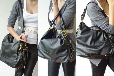 Tas Wanita Motif Diagonal Dengan Tali Rantai Hitam tasqyu aneka tas untuk wanita