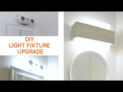 remove bathroom light cover bathroom lighting quick fix to update a dated bathroom