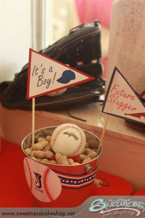 Vintage Baseball Baby Shower Decorations by Vintage Baseball Themed Baby Shower Ideas And Baby