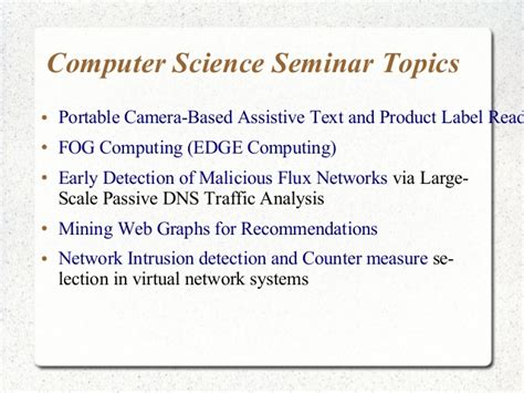 thesis computer science topics topics for thesis in computer science