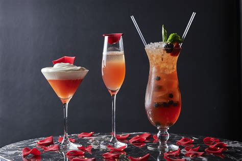 valentines day cocktails valentine s cocktail recipes and leander