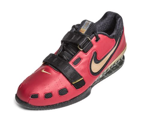shoes pic nike romaleos 2 weightlifting shoes gold rogue