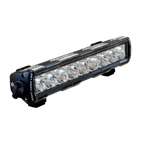 led light bar led light bar 13 quot combo bushranger 4x4 gear