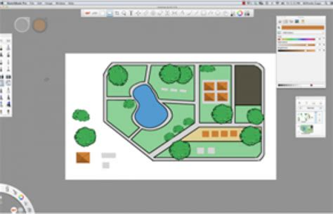 parking layout design software shape park design