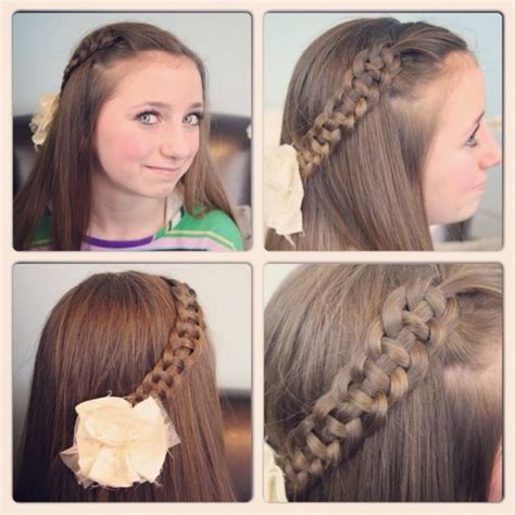 cool easy hairstyles for school steps 17 best images about cool hairstyles for girls on