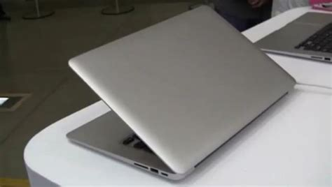 Macbook Air Clone macbook air clone running android 4 0 mobile geeks