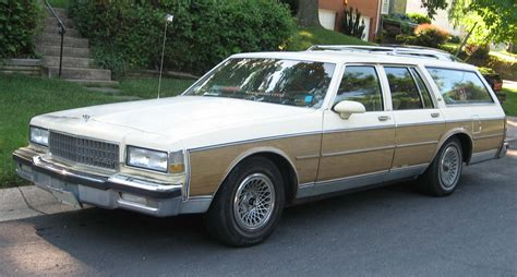 70s Wood Paneling by File 87 90 Chevrolet Caprice Wagon Jpg Wikipedia