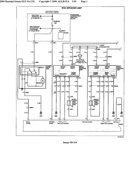 photo collection wiring diagram 2003 hyundai