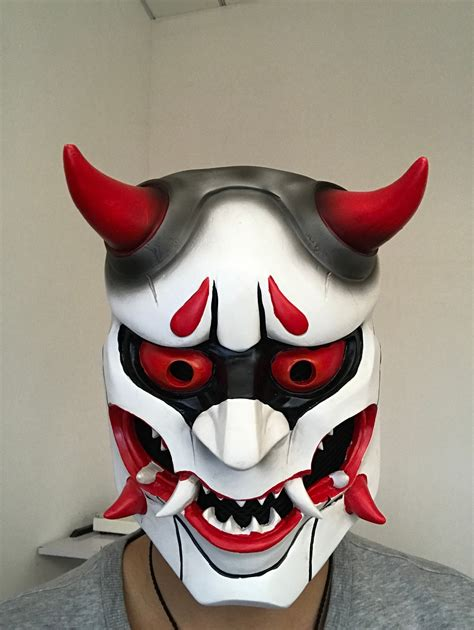 oni mask www pixshark com images galleries with a bite