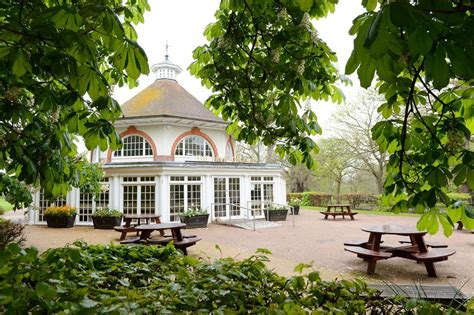 The Pavilion Caf 233 Greenwich Park The Royal Parks House Cafe Greenwich