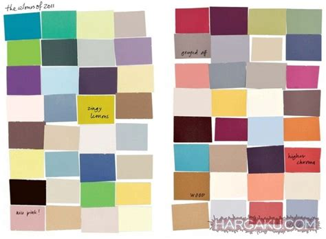 Merk Cat Tembok Warna Pink catalog warna cat genteng dulux ask home design