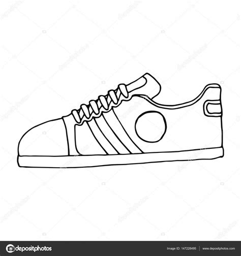 imagenes nike para dibujar dibujo de zapatos de deporte zapatillas para el verano