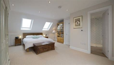 bedroom ideas for loft conversion mawson close sw19 l shaped mansard creating a large new
