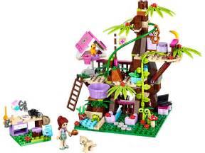Treehouse Games Canada - jungle tree sanctuary lego shop