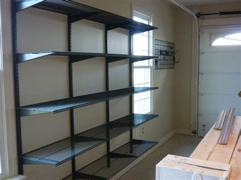 Garage Shelving Storage Garage Shelving Ideas To Make Your Garage A Versatile