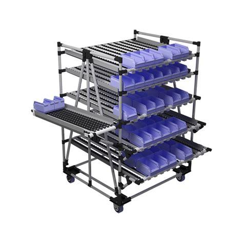 flow rack indeva