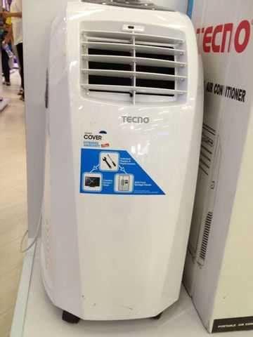 Ac Portable Second portable air conditioner techno tac 10sm nus 359