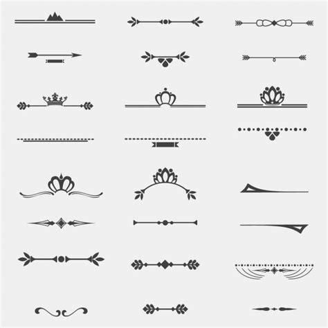 cornici per word gratis raccolta di dodici cornici d epoca per il design