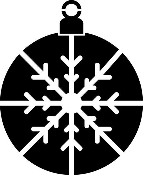 snowflake ornament christmas stencils stencilease com