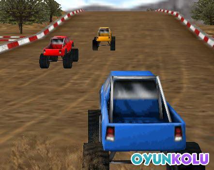 zorlu araba yar oyunu araba oyunlar oyun kolu iki kişilik 4x4 araba yarışı sert yarışlara hazır olun