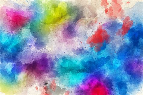 Cat Air Water Colours Titi 12 Warna 6 Ml abstract painting illustration stains watercolor paint hd wallpaper wallpaper flare