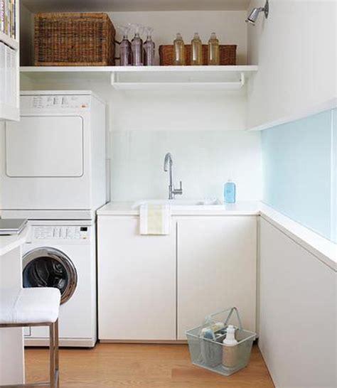Small Laundry Room Decor 25 Small Laundry Room Designs House Design And Decor