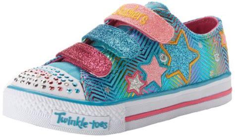 skechers light up sneakers for toddlers skechers 10249l shuffles up light up sneaker