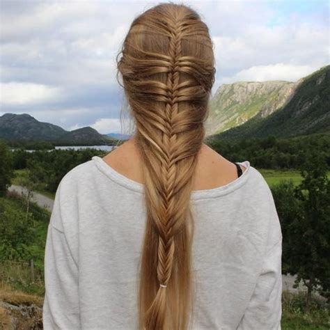 men braid medieval beautiful braided hairstyle perfect to give an elven
