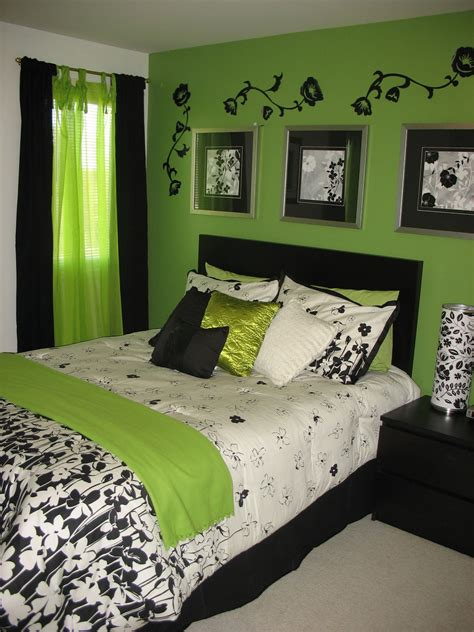 green bedroom colors briliant decoration green color interior bedroom decosee com