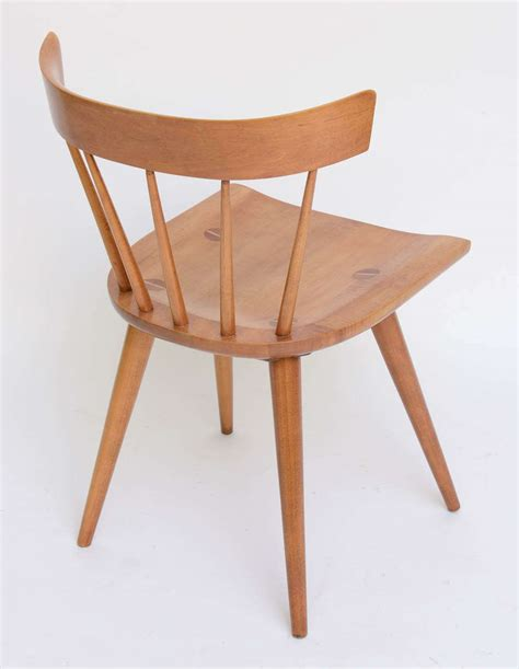 four paul mccobb planner dining chairs style