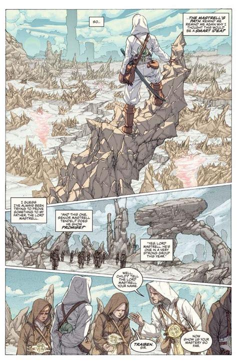 Pdf Brandon Sandersons White Sand 1 by Brandon Sanderson S Epic Comes To Comic Books With