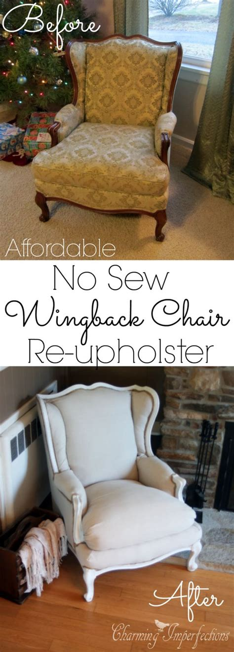 no sew slipcover 1000 ideas about no sew slipcover on pinterest