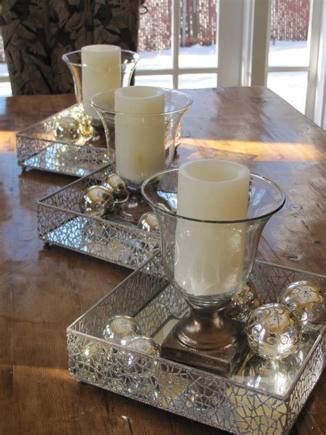 dining table decor simple details christmas decor around our home