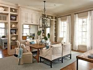 casual dining room house pinterest