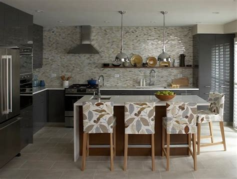 cameron macneil modern off white kitchen design with soft gray lacquer cabinets contemporary kitchen cameron