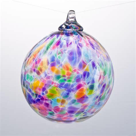 best color ornaments multicolored glass ornament boyce glass