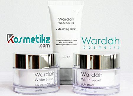 Harga Wardah White Secret Brightening Essence daftar harga white secret wardah series terbaru 2018