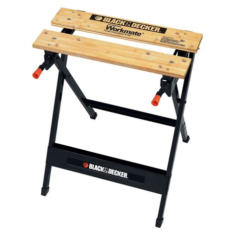black decker workmate black decker 30 in workmate x frame portable project