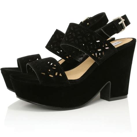 black wedge shoes black suede style demi wedge sandals buy black suede